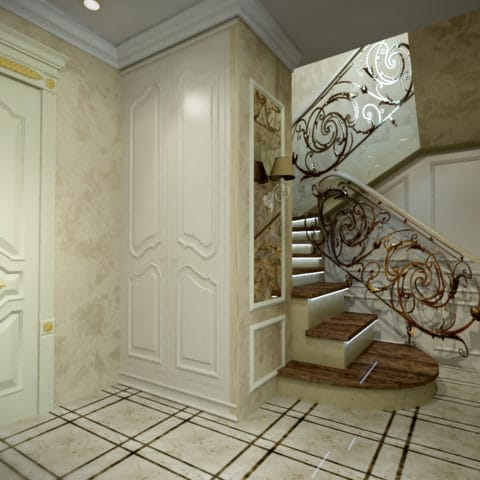 Дизайн дома за городом