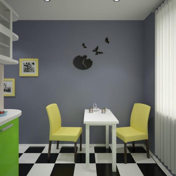 Дизайн 1 квартиры в доме п44т