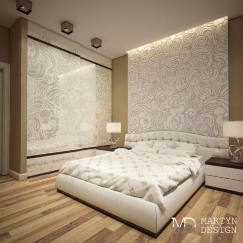 п44т 3 комнатная квартира дизайн