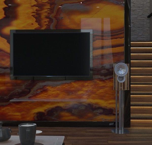 Дизайн комнаты для отдыха в частном доме