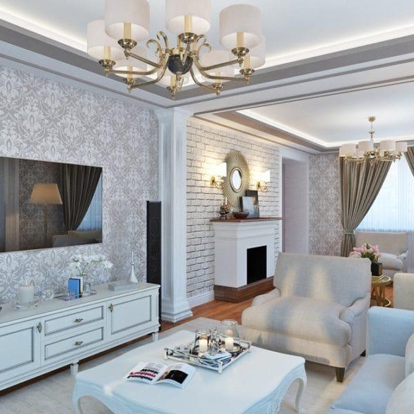 Дизайн проект доме