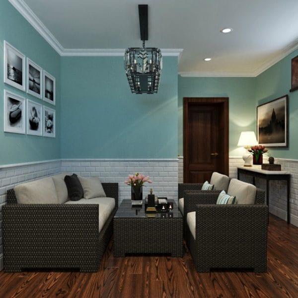 Дизайн комнаты для отдыха в загородном доме