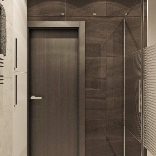Интерьер коридора в доме серии КОПЭ