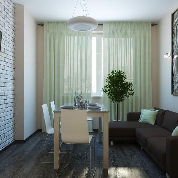 Планировка 3 комнатной квартиры в доме серии КОПЭ