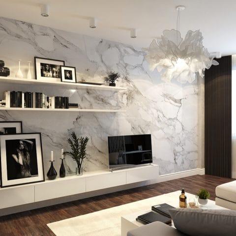 Современный дизайн 3 комнатной квартиры
