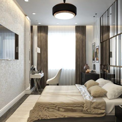 Спальня в доме КОПЭ