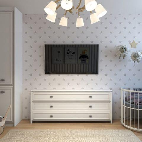 дизайн 4 комнатной квартиры хрущевки