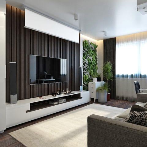 дизайн трехкомнатной квартиры 70 кв м
