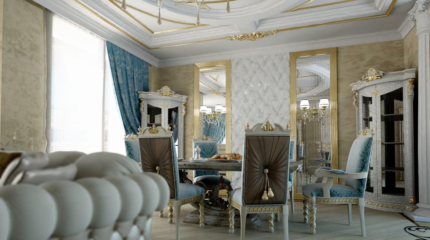 Мебель в классическом интерьере