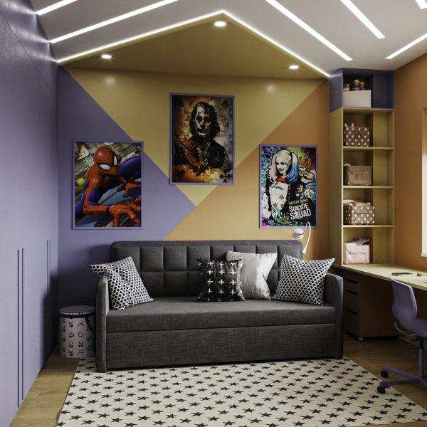 Квартира в г. Москве тип планировки дома П 44