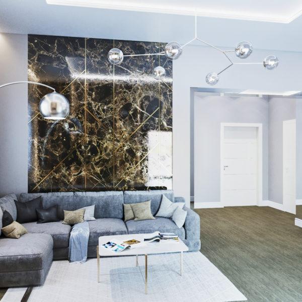 Дом 180 кв.м. в современном стиле